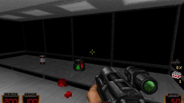 """Doom 2 """"Мод добавляет Дюка Нюкема и его оружие"""""""