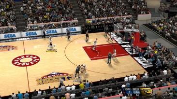 """NBA 2K10 """"Denver Nuggets Arena"""""""
