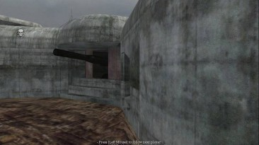 "Call of Duty 2 ""Карта - Atlantic Wall"""