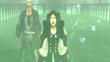 Drakengard 3 игро-клип