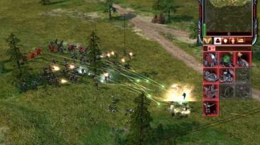 "Command & Conquer 3: Tiberium Wars ""Карта - Mutant Wasteland"""
