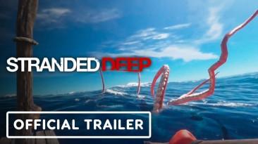 Stranded Deep стала доступна на Nintendo Switch