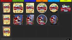 "The Sims 2: Happy Holiday Stuff ""Иконки (ArtGamer)"""