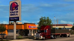 """American Truck Simulator """"Логотипы Реальных Компаний 3D 1.7.4 FIX (15.01.21) (v1.39.x)"""""""