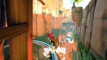 Релизный трейлер экшена A Knight's Quest