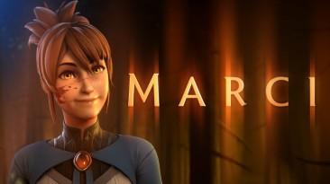Анонсирован новый герой Dota 2 - Марси