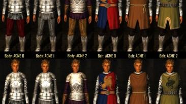 "Neverwinter Nights 2 ""New armour"""