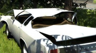 Техно-демо BeamNG Drive в Steam Greenlight
