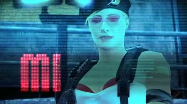 """Alpha Protocol """"Mike Music Video Trailer"""""""