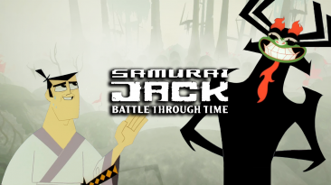 Samurai Jack: Battle Through Time - DMC на минималках!