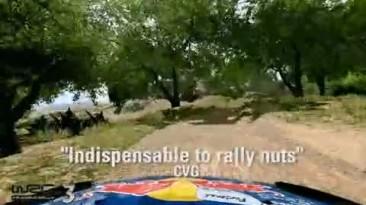 """WRC 3 """"Релизный трейлер"""""""