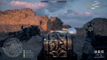 ТОП 5 штурмовых винтовок (BATTLEFIELD)