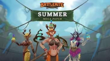 Разработчики Battlerite рассказали о летнем мега-патче