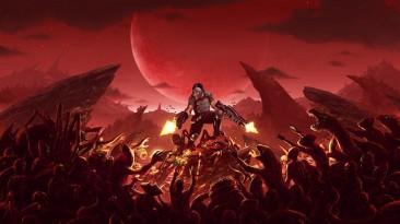 Переиздание Crimsonland явится на PS4 15 июля