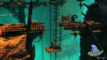 Названа точная дата релиза Oddworld: New 'n' Tasty на ПК