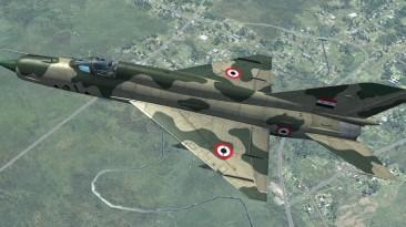 "DCS World ""МиГ-21: ВВС Сирии [V.1.2]"""