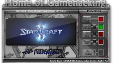 StarCraft 2: Wings of Liberty: Трейнер/Trainer (+19) [2.1.8.33553] {iNvIcTUs oRCuS / HoG}