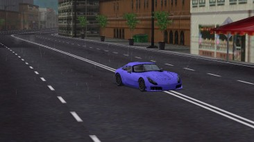 """Need for Speed: High Stakes """"TVR Sagaris"""""""