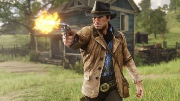 """Red Dead Redemption 2 """"DLSS Update 2.2.16 - улучшение производительности"""""""