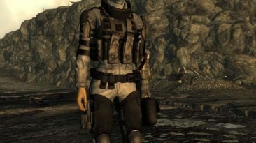 "Fallout 3 ""RobCo Project v. 0.1"""