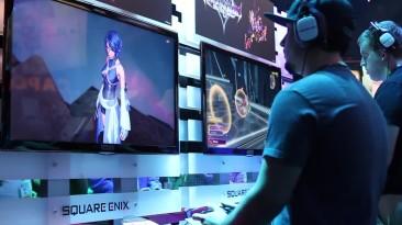 Kingdom Hearts HD 2.8 Final Chapter Prologue Gameplay (E3 2016)