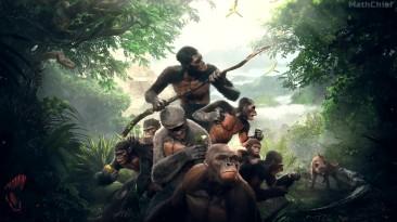 Ancestors: The Humankind Odyssey- Эксклюзивный геймплей E3 2019