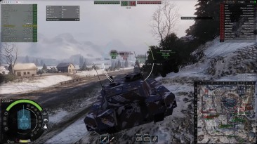 Armored Warfare - Обзор Griffin 120: Жирная ЛТшка