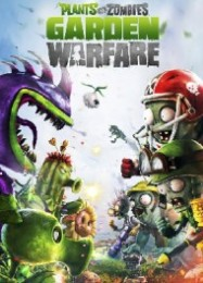 Обложка игры Plants vs. Zombies: Garden Warfare