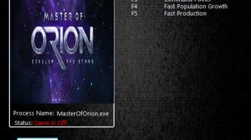 Master of Orion (2016): Трейнер/Trainer (+5) [43.6 64 Bit] {MrAntiFun}