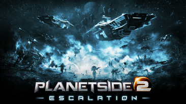 Игроки Planetside 2 смогут вызывать массивные военные корабли уже с сегодняшнего дня