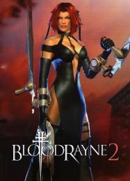 Обложка игры BloodRayne 2