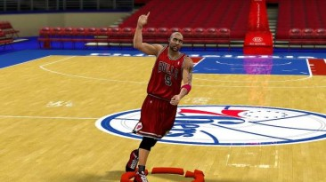 """NBA 2K10 """"Chicago Bulls Jerseys update"""""""