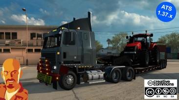 "American Truck Simulator ""Грузовик Mack Ultraliner (v1.37.x)"""