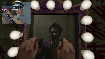 Batman Arkham VR - Прохождение часть 3 Финал (PS VR)