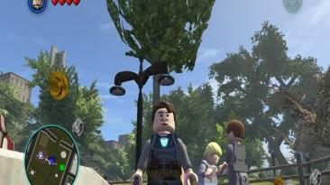 "LEGO Marvel Super Heroes ""Тони Старк с реактором из Мстителей Финал"""
