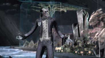 "Injustice: Gods Among Us ""Joker Arkham City Sick"""