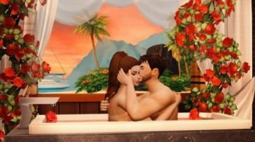 """The Sims 4 """"Позы для всех влюбленных"""""""