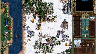 """Heroes of Might and Magic 3 """"Карта - 13 Islands"""""""