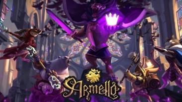 Сессионная ролёвка Armello упорно движется к версии 2.0