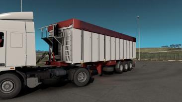 """Euro Truck Simulator 2 """"Прицеп Fruehauf VFK в собственность v1.0.2 (1.40.x)"""""""