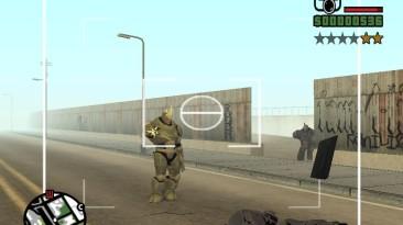 "Grand Theft Auto: San Andreas ""Внезапная атака носорогусов (SA) 1.0"""