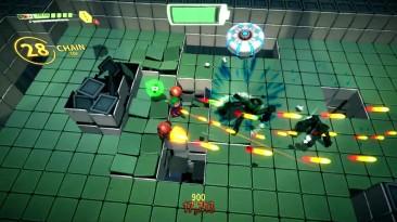 Анонсирующий трейлер Assault Android Cactus для Nintendo Switch