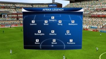 "FIFA 10 ""Легенды Африки"""