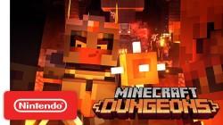 Праздничный трейлер Minecraft Dungeons напоминает о дополнительном контенте