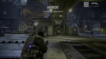Как играть в Gears Of War 4 если у вас нет зрения