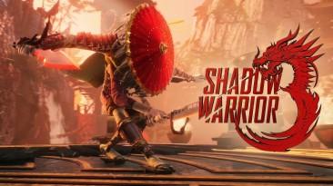 Релиз Shadow Warrior 3 перенесли на начало 2022 года.