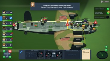 Симулятор бомбардировщика Bomber Crew с сезонным пропуском можно купить всего за 46 рублей