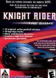Обложка игры Knight Rider: The Game
