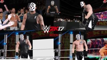 "WWE 2K17 ""Slapjack (Лицевая анимация) WWE 2K19 Порт мод"""