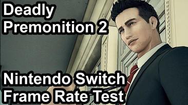"""""""Кинематографичные"""" 10к/c - в ролике показано, как работает Deadly Premonition 2 на Switch"""